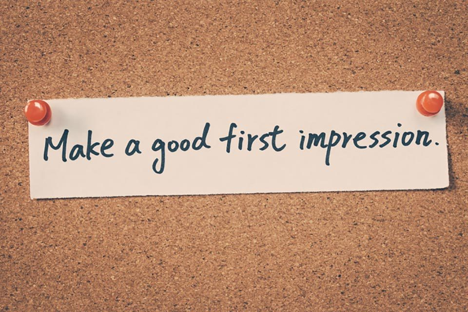 Making a good first impression as a tutor is extremely important.